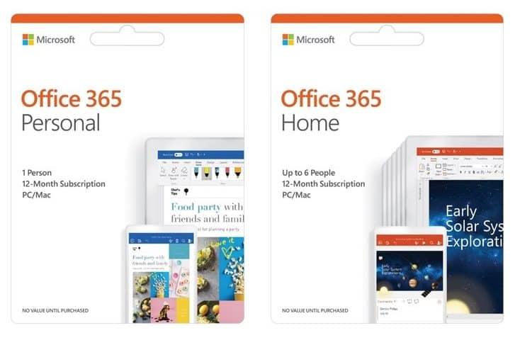 Cập nhật thay đổi trên Office 365 và Office 2019 mới nhất