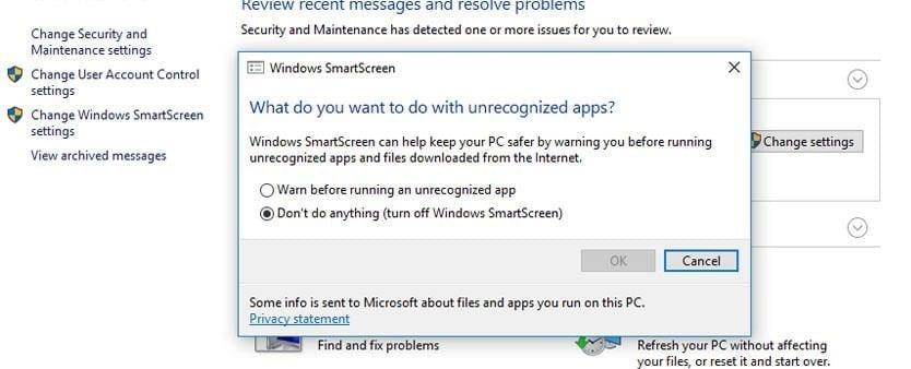Lỗi fulldisk trên Windows
