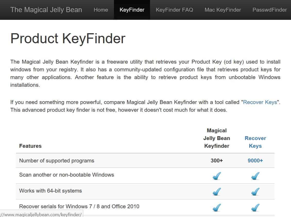Tim key Windows 10