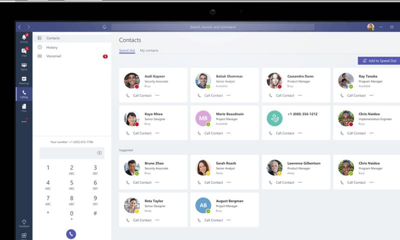 Microsoft Teams – Công cụ mạnh mẽ cho cộng tác và làm việc nhóm 2020