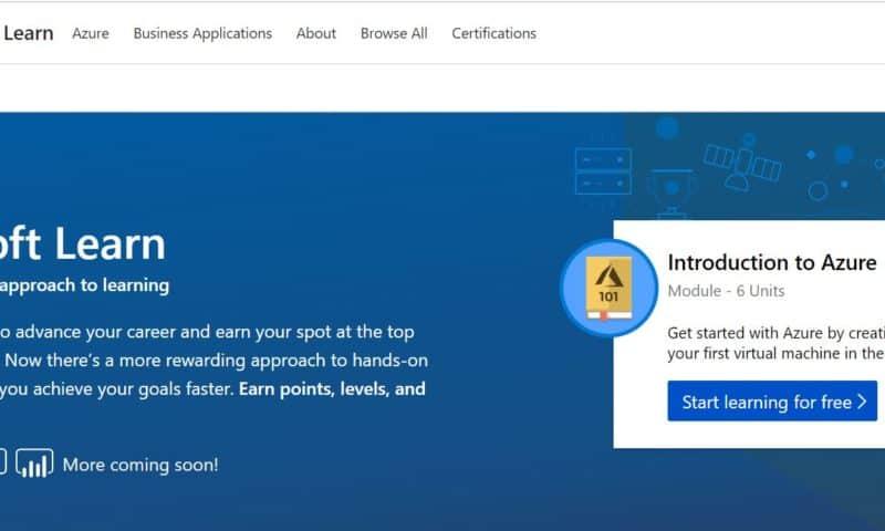 Microsoft giới thiệu Microsoft Learn