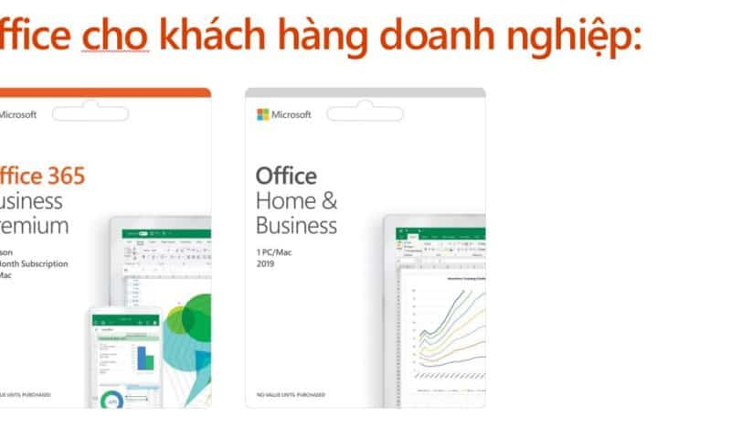 Kích hoạt Office 365 Business Premium trên Mac