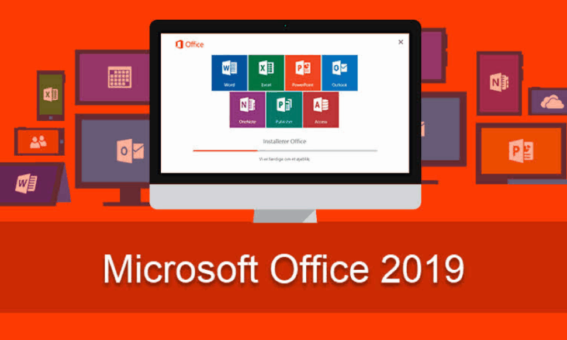 Tải bộ cài offline Office 2019 – Office 365 và Visio, Project app