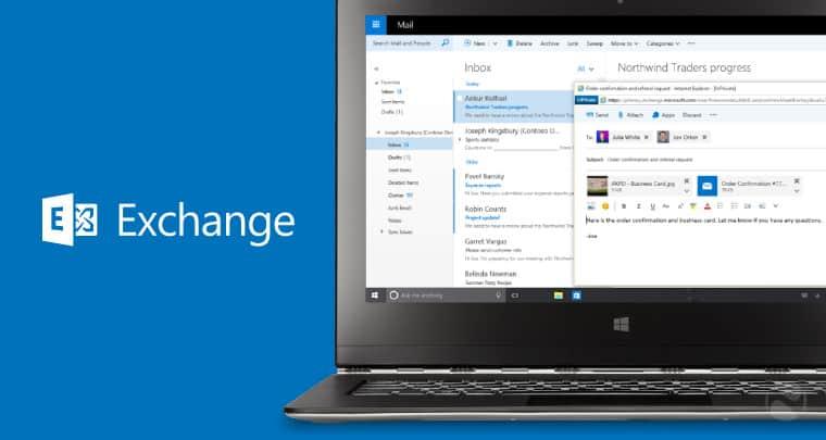 Microsoft Exchange – Giải pháp email cho doanh nghiệp