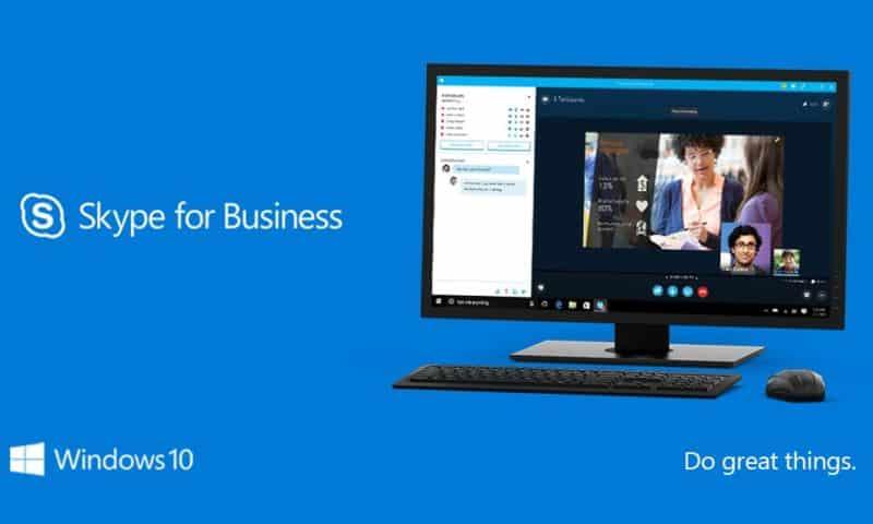 Skype for Business – Gọi, họp trực tuyến chất lượng cao