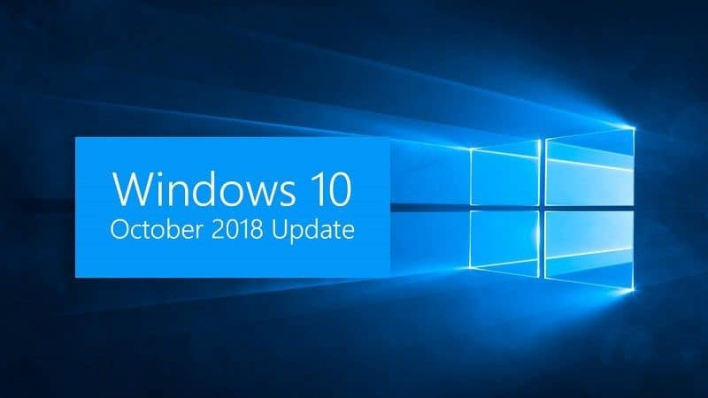 Windows 10 cập nhật tháng 10.2018!