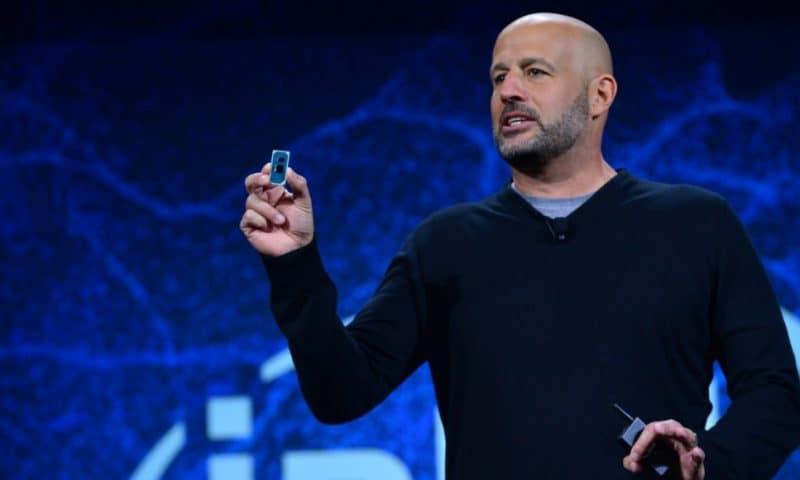 CES 2019: Intel tiết lộ bộ vi xử lý 10nm Ice Lake mới.