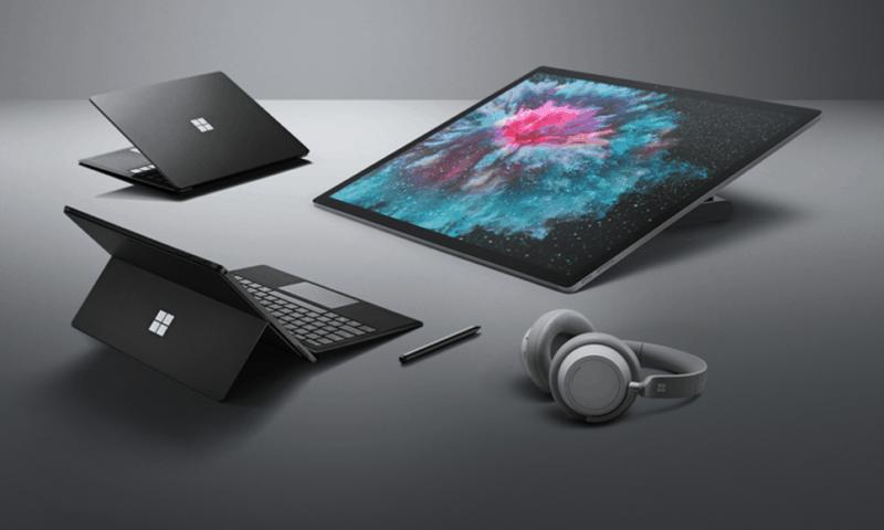 Surface Pro 6, Surface Laptop 2, Surface Studio 2 có mặt tại 20 thị trường mới
