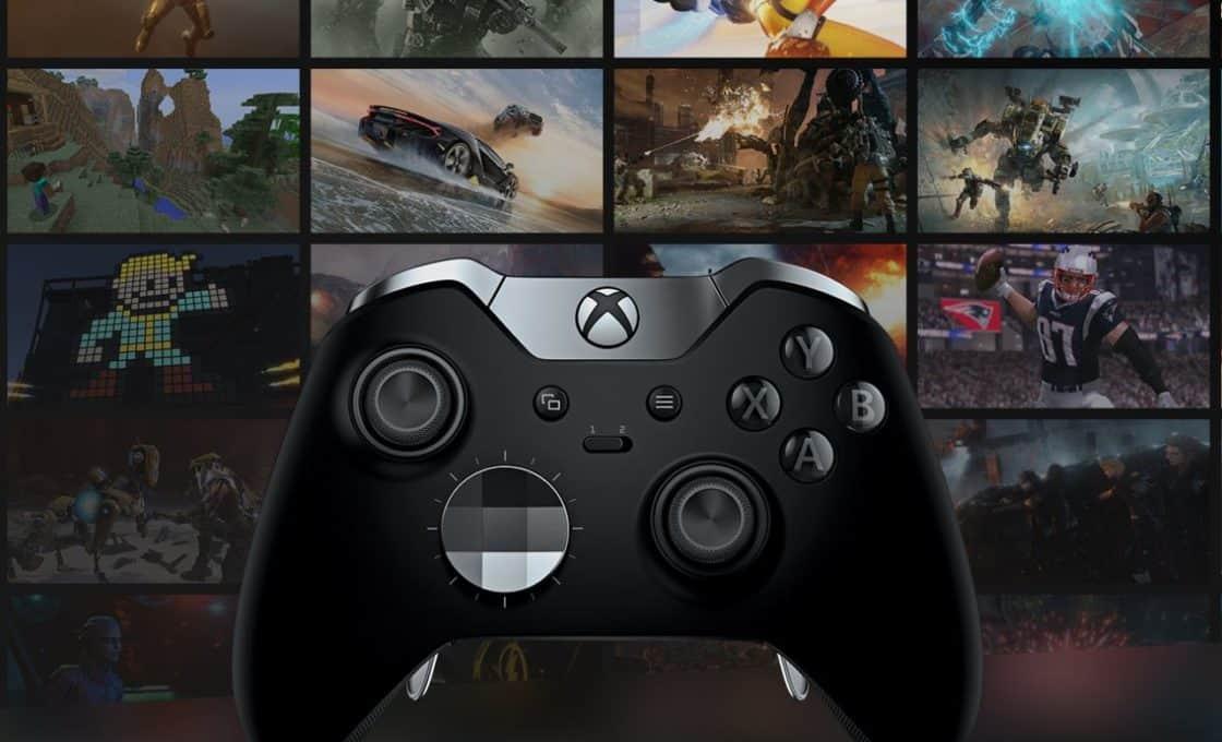 Tay cầm Xbox hỗ trợ tốt cho cả Xbox One X và Xbox One S