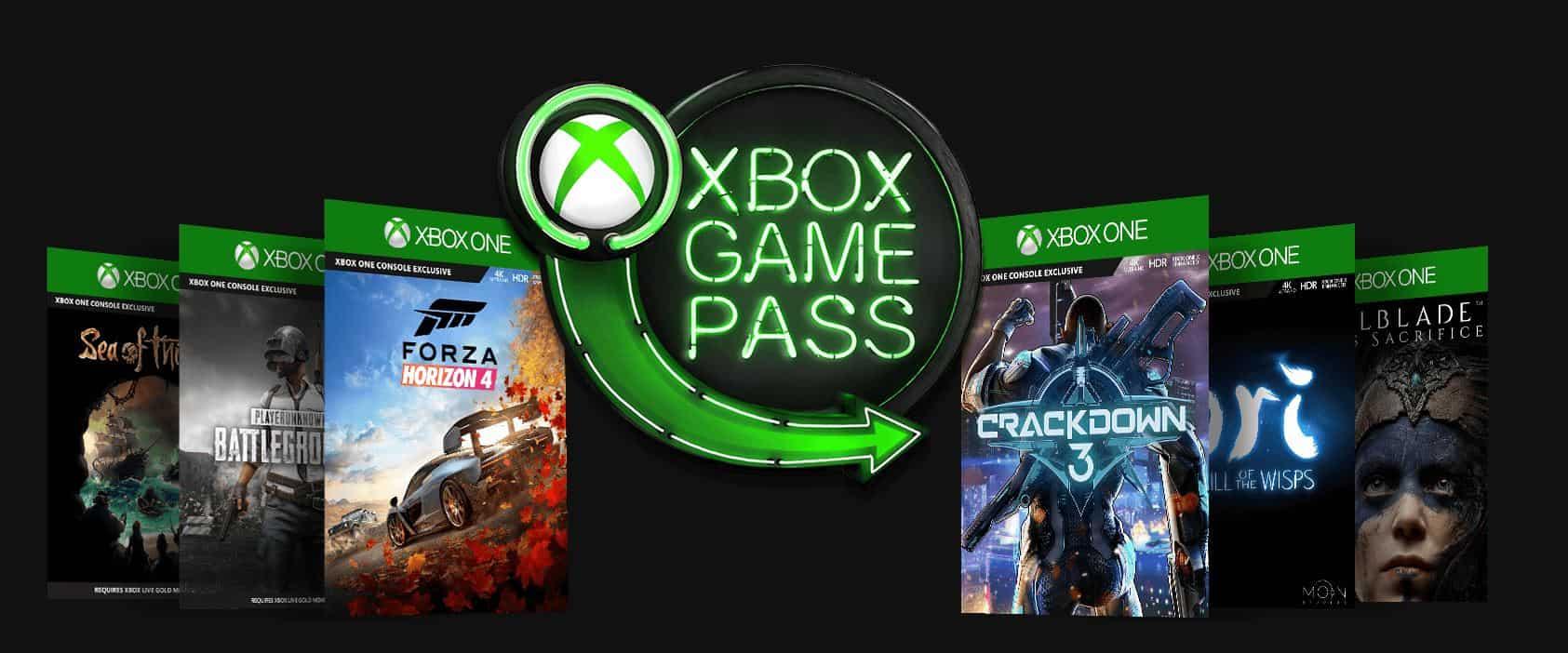 Xbox Game Pass với gói trên 100 Game cho game thủ