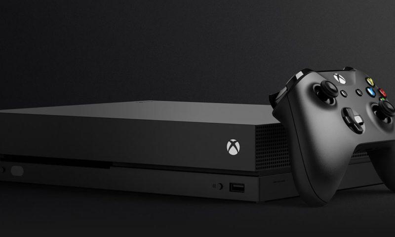 Xbox One X – máy chơi game mạnh nhất Thế Giới