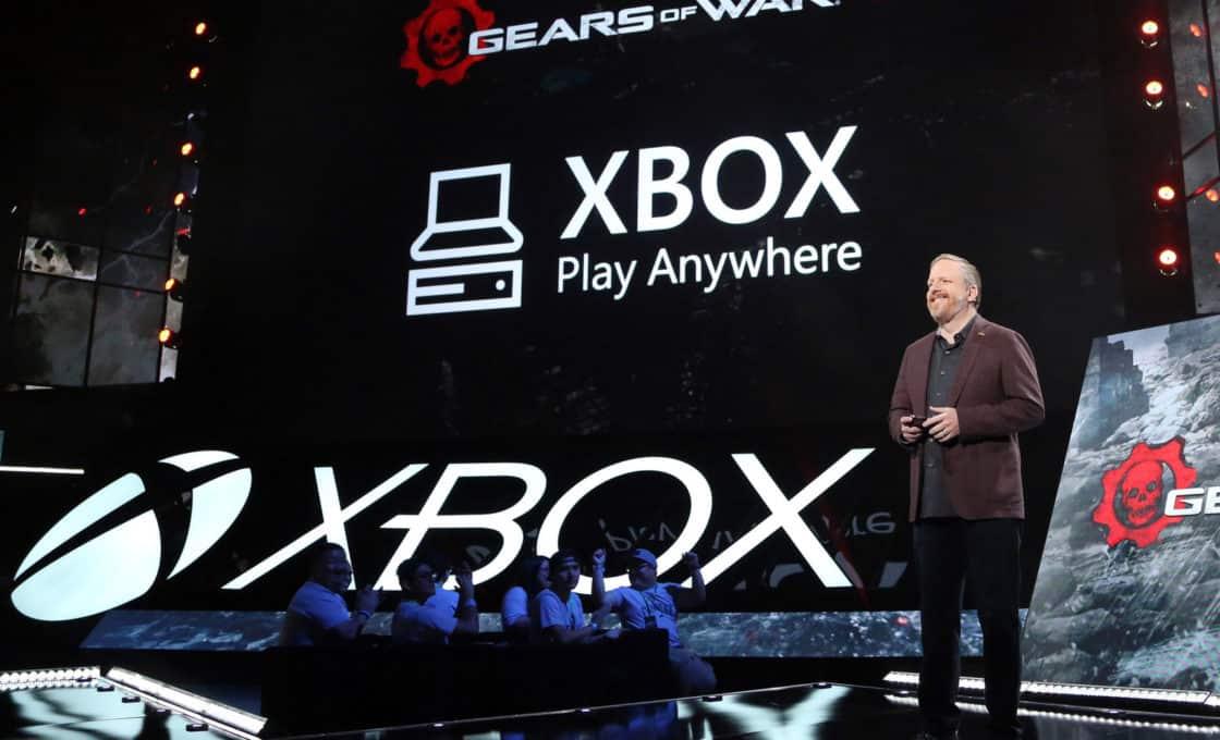 Giới thiệu Xbox Play AnyWhere