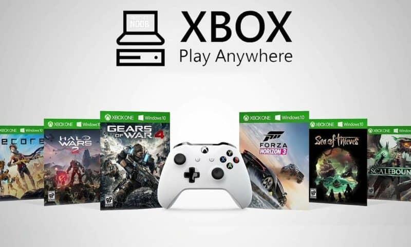 Xbox Play AnyWhere: Tất cả những gì bạn cần biết