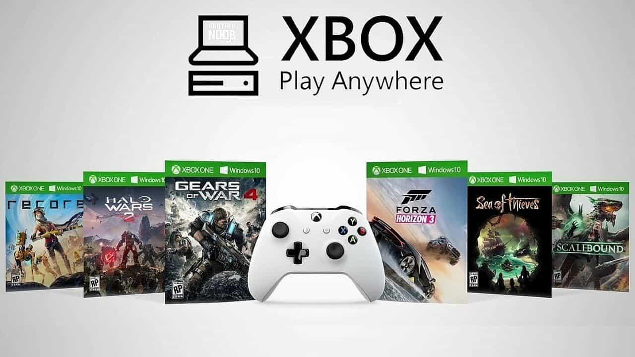 Game Xbox Play AnyWhere là giải pháp tuyệt vời chơi Game trên máy tính