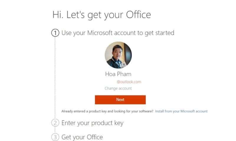 Lỗi kích hoạt Office & cách khắc phục.