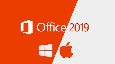 So sánh các bản Office 2019