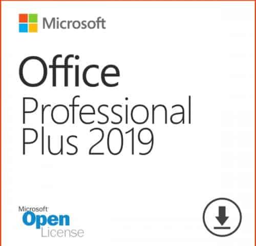 Tải và cài đặt Office Professional Plus 2019 OLP