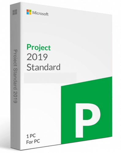 Project Standard 2019 OLP