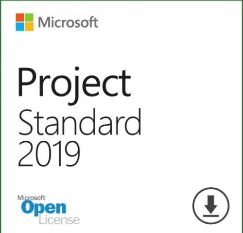 Tải & cài đặt Project Standard 2019 Open License