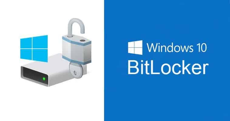 Bitlocker trên Windows 10 -Công cụ mã hóa số 1