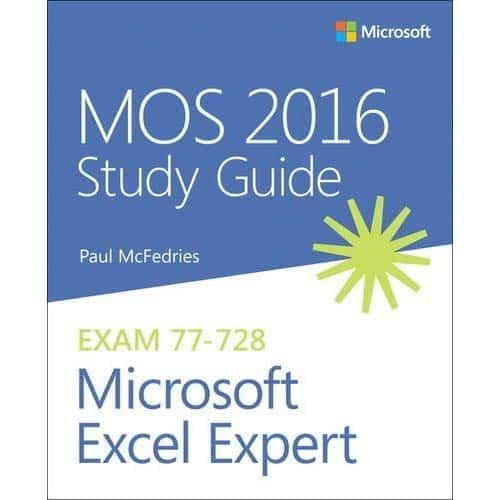 Tải liệu luyện thi Microsoft Excel Expert - MOS 2016
