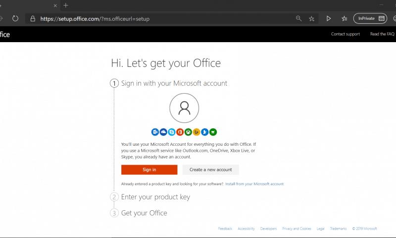 Kích hoạt Office & Lỗi kích hoạt Office 365 thường gặp