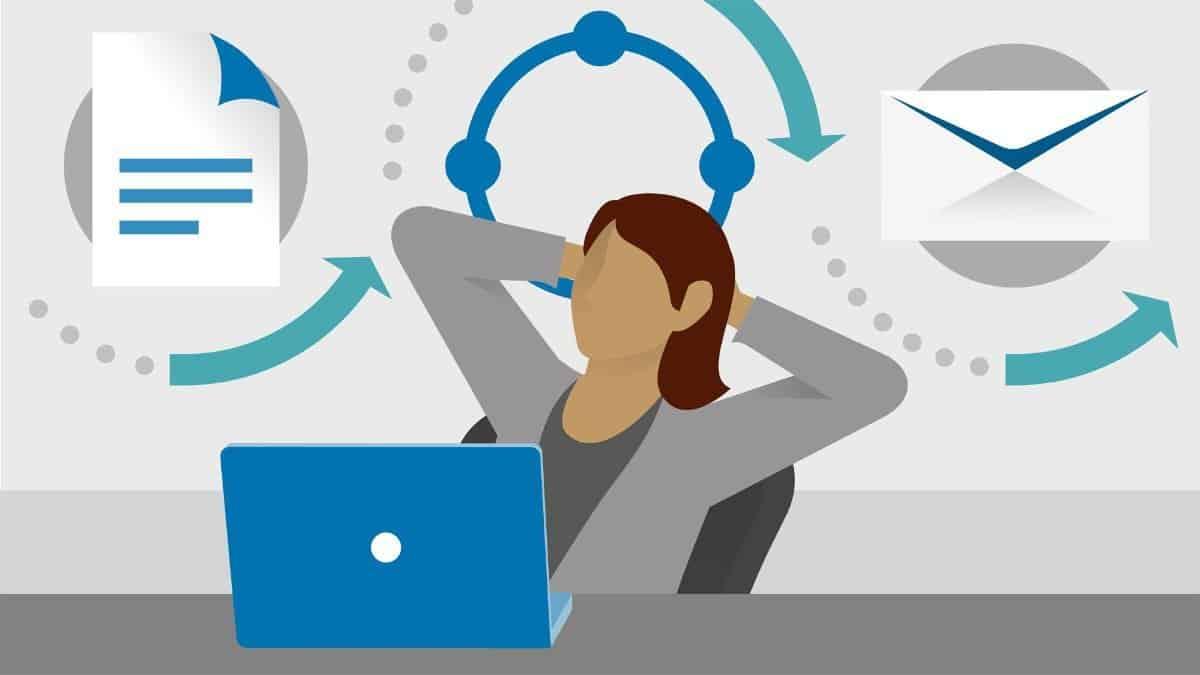 Microsoft Flow tạo quy trình làm việc tự động