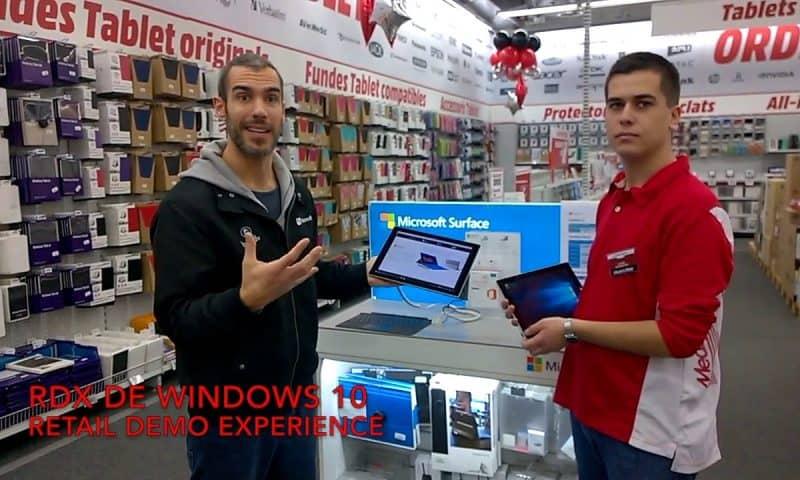 RDX – Retail Demo Experience: Cài đặt & sử dụng