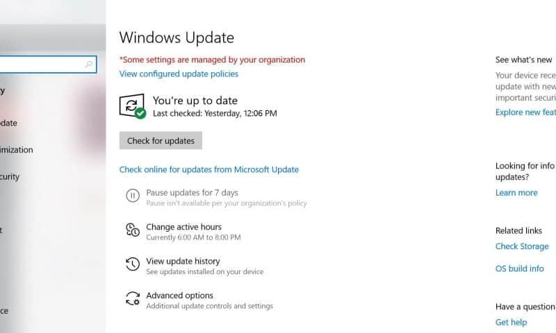 Cập nhật Windows 10 tháng 11.2019 có gì mới?