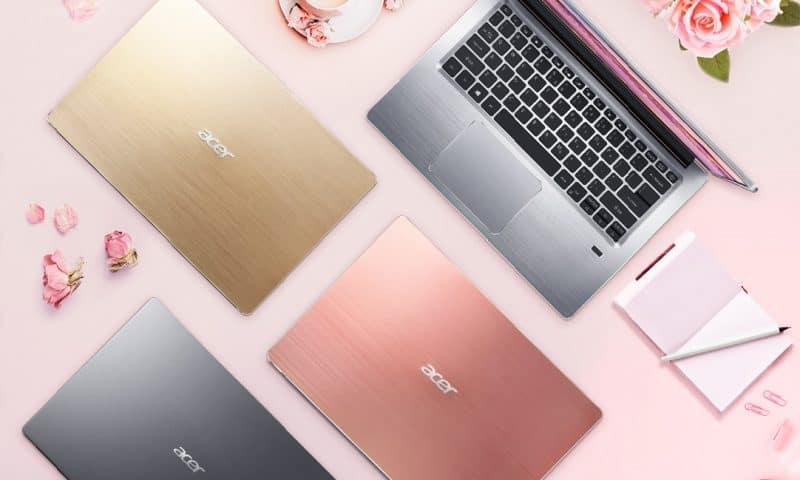 CES 2020: Acer bổ sung hai máy tính xách tay Ultraslim mới vào dòng Swift của mình- Acer Swift 3