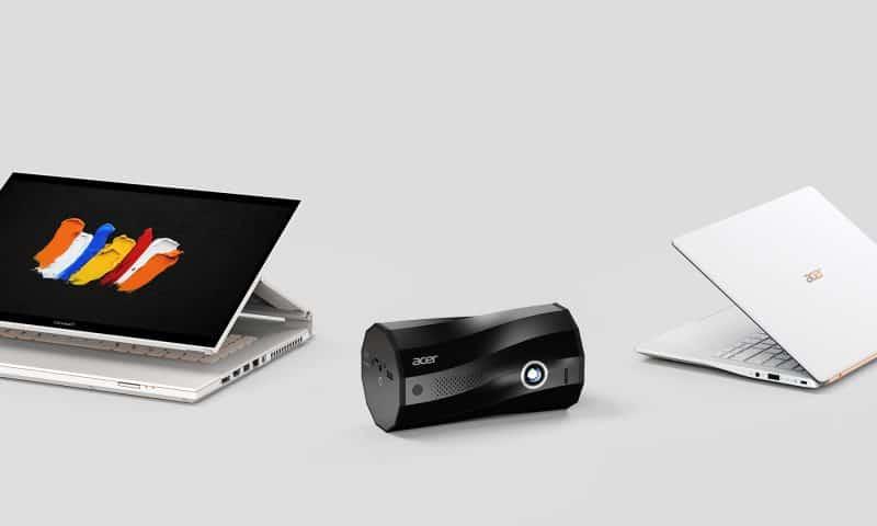 CES 2020: Acer tiết lộ các laptop có khả năng chuyển đổi, mở rộng dòng PC Creator. Phát triển màn hình chơi game Predator