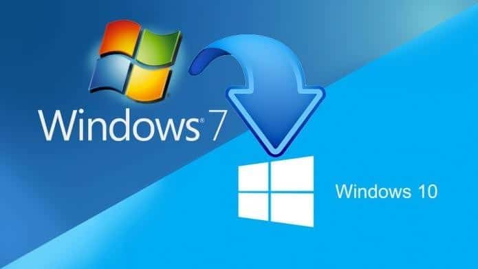 Phần mềm chuyển dữ liệu Windows 7 qua Windows 10