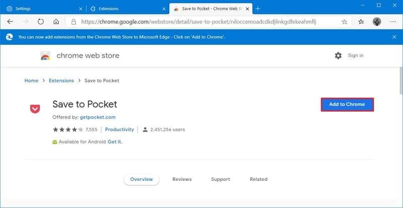 Tải trình duyệt Microsoft Edge mới