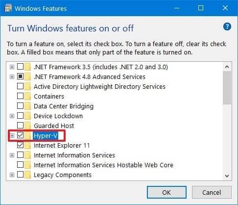 Cài đặt Windows 10X