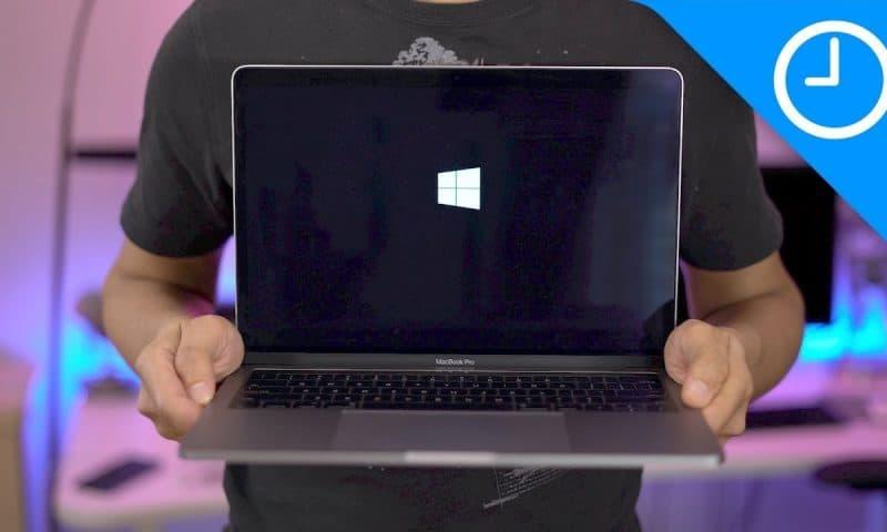 Cài đặt Windows 10 trên Macbook không dùng Bootcamp