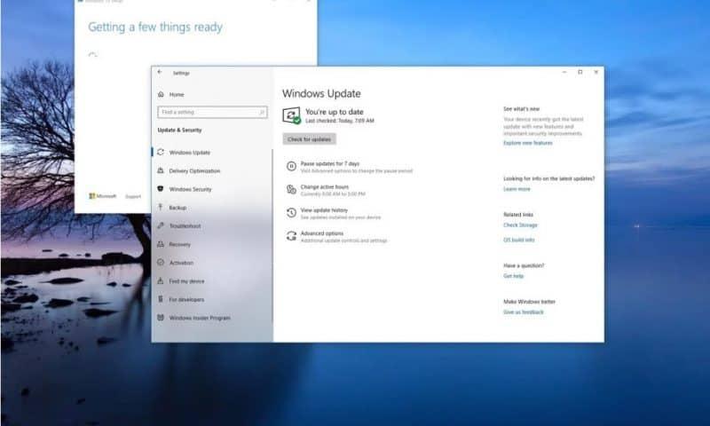 Hướng dẫn cài đặt mới cho Windows 10