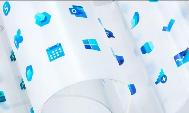 Microsoft chuẩn bị cho bộ icon mới các ứng dụng trên Windows 10.