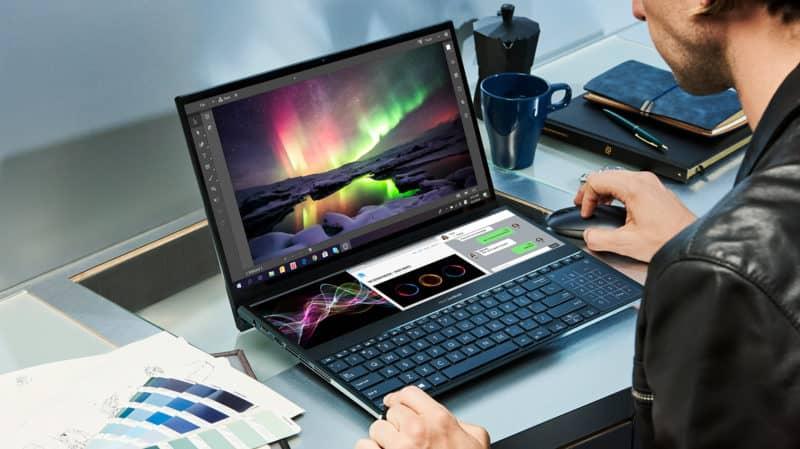 Đánh giá Asus Zenbook Duo: Thiết bị thay đổi cách ta sử dụng laptop mãi mãi