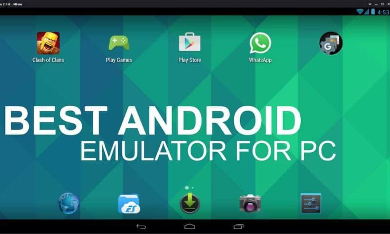 Giả lập Android miễn phí tốt nhất trên Windows 10 năm 2020
