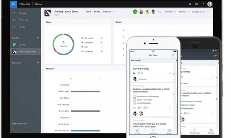 Hướng dẫn sử dụng Microsoft Planner để làm việc từ xa hiệu quả