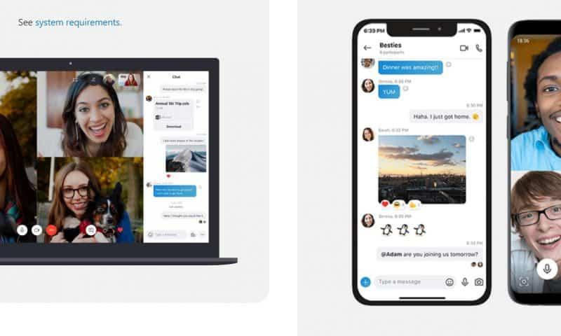 Hướng dẫn chia sẻ màn hình Skype trên Windows 10