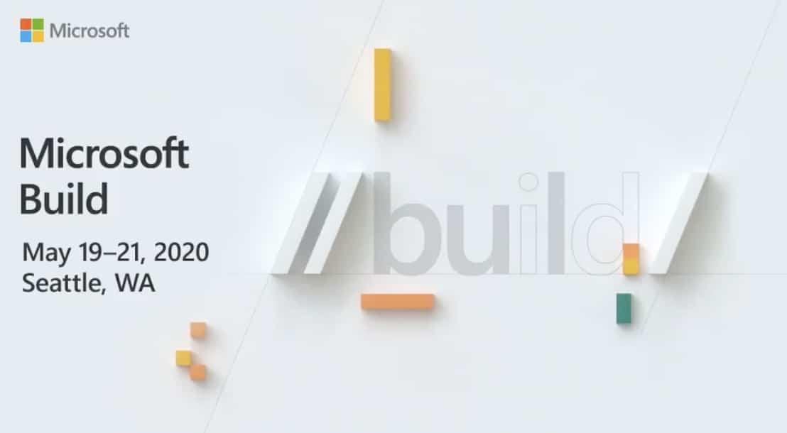 Build 2020 tổ chức online và miễn phí