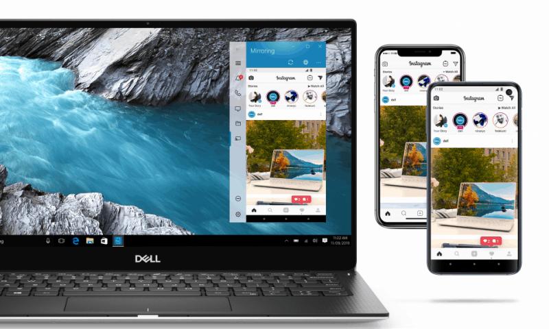 Hướng dẫn cài Dell Mobile Connect trên Windows 10