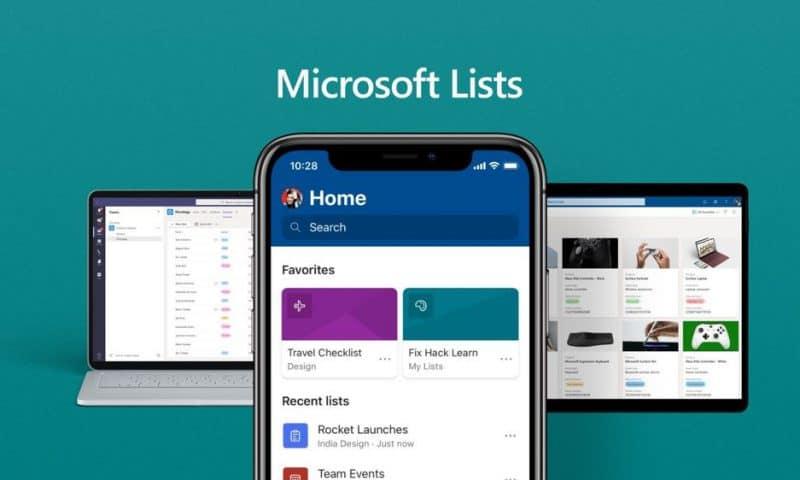 Build 2020: Giới thiệu Microsoft Lists mới dành cho Microsoft 365