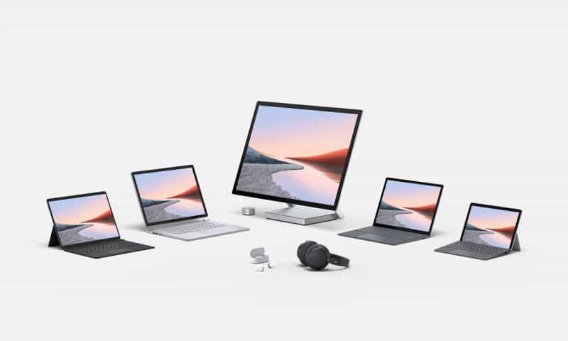 Microsoft giới thiệu Surface Book 3 và Surface Go 2
