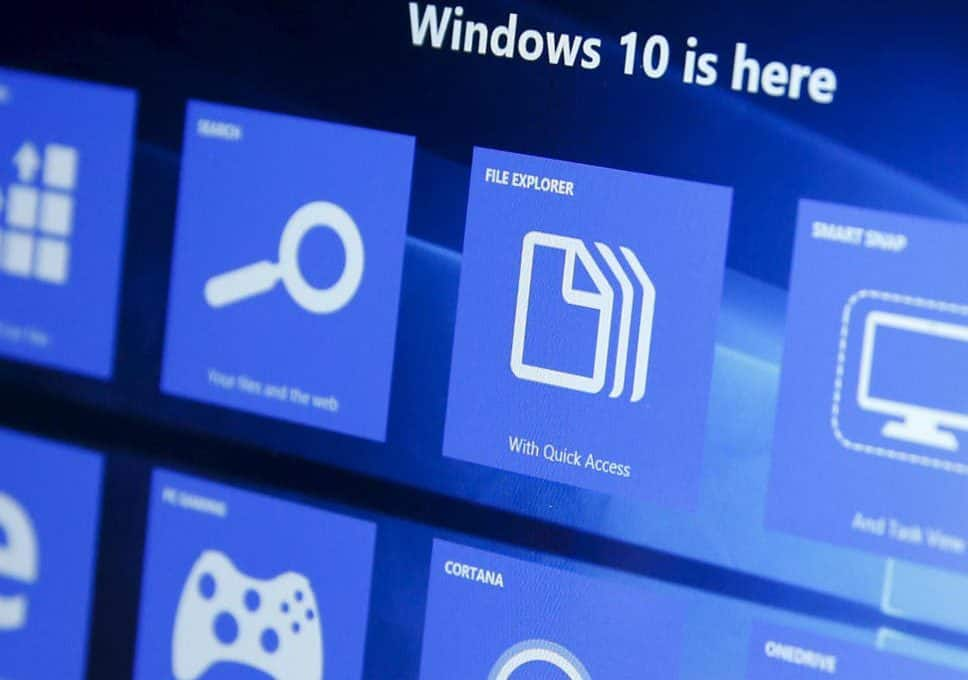 Cập nhật tin tức về Windows 10