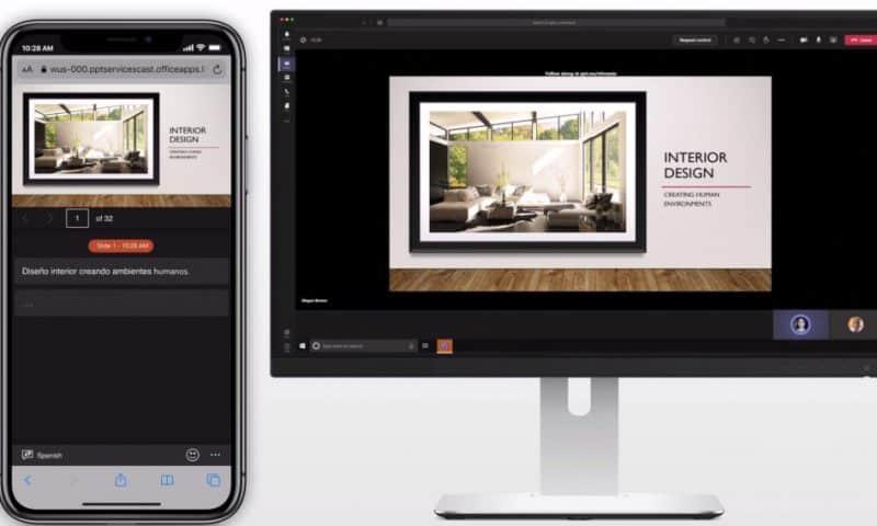 Microsoft giới thiệu PowerPoint Live mới cho trình bày online hiệu quả