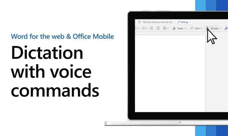 Làm việc thông minh hơn với tính năng Transcription và lệnh thoại trên Word của Microsoft 365