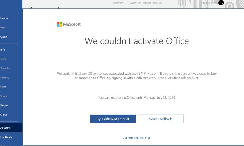 Hướng dẫn kích hoạt Office 2019 cài sẵn trên một số mẫu laptop