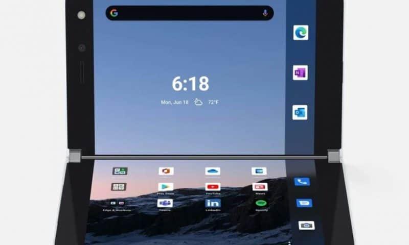 Microsoft minh họa sử dụng Surface Duo qua 3 video mới